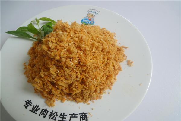 蟹黃味酥松