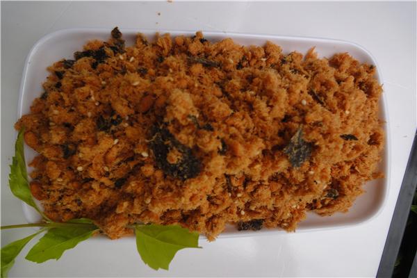 海苔酥肉松1#